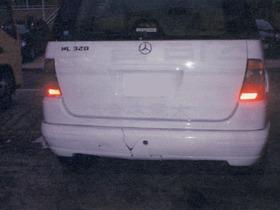 メルセデスベンツML320