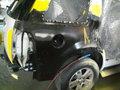 フォード エクスプローラー板金塗装修理で宇都宮市からのご来店です。2