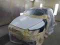 ボルボ V50 栃木県宇都宮市から板金塗装修理でご来店です。4