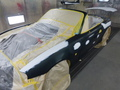 マツダ ロードスター 全塗装 栃木県宇都宮市から板金塗装修理でご来店です。3