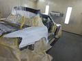 ホンダ S2000 栃木県宇都宮市から板金塗装修理でご来店です。4