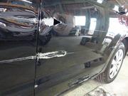ワーゲン トゥーラン 栃木県宇都宮市から板金塗装修理でご来店です。