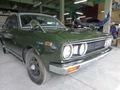 旧車のルーフパネル、 錆修理 サニー、カリーナ5