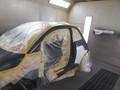 フィアット 500 栃木県宇都宮市から板金塗装修理でご来店です。2