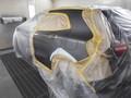 メルセデスベンツ 栃木県宇都宮市から板金塗装修理でご来店です。メルセデスベンツ3