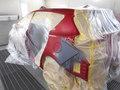トヨタ オーリス 栃木県宇都宮市から板金塗装修理でご来店です。3