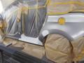 プジョー 5008 栃木県 宇都宮市 から 板金 塗装 修理 でご来店です。3