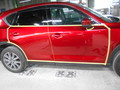 マツダ CX5 栃木県小山市から板金塗装修理でご来店です。4