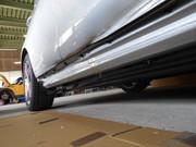 メルセデス ベンツ 栃木県 宇都宮市 から 板金塗装 修理 でご来店です。