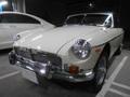 MGB  栃木県足利市から車体丸ごとオーバーホール (レストア) のご依頼です。その73