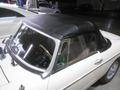 MGB  栃木県足利市から車体丸ごとオーバーホール (レストア) のご依頼です。その74
